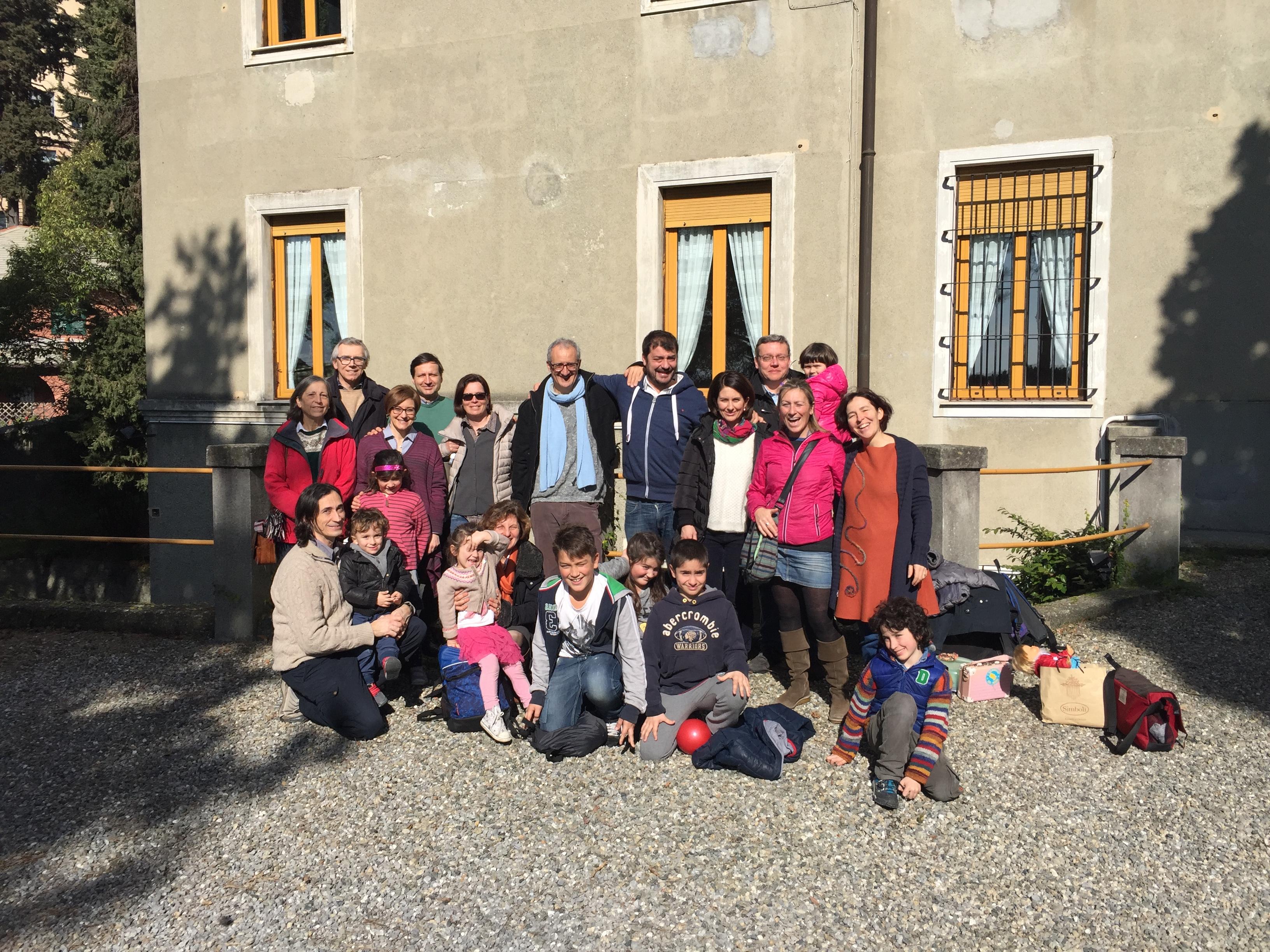 Nasce l'associazione della Rete delle Famiglie Ignaziane
