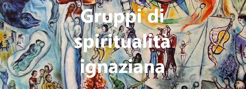 Gruppi di spiritualità ignaziana