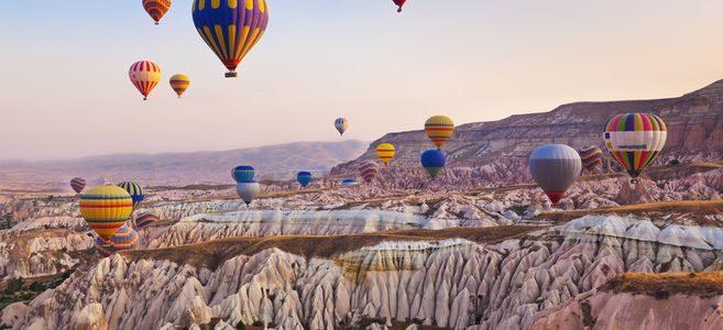 Cappadocia in famiglia