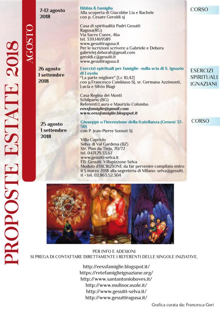 Calendario Esercizi Spirituali 2020.Proposte Per Fidanzati E Giovani Sposi Rete Delle Famiglie